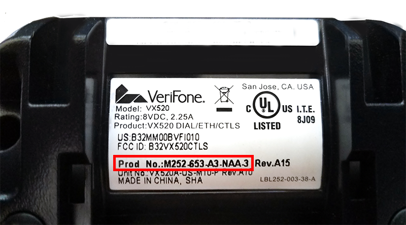 VeriFone vx520 Paper Rolls